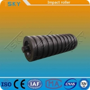 China Lightweight Self Lubricating Conveyor Idler Roller wholesale
