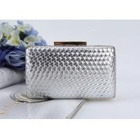 China Leather Evening Clutches Handbag Bridal Purse Party Bags For Prom Cocktail Wedding wholesale