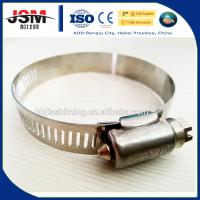 Quality Stainless steel SS hose clamp for sale