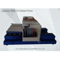 China Flatbed UV Small Format Eco Solvent Printers Professional High Accuracy wholesale