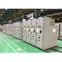 China Indoor High Voltage Gas Insulated Switchgear 35kv With Cabinet Structure wholesale