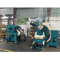 Buy cheap Automation Nc Servo Coil Feeder Straightener Decoiler Hydrauilc Uses 7 Leveling from wholesalers