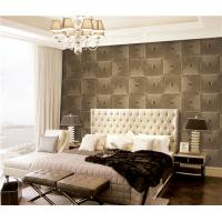 Buy cheap High quality low price modern styles PVC vinyl wall paper from wholesalers