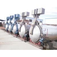 China Industrial Concrete Autoclave Ø 3.2m / AAC Block Plant To Aerated Concrete Block wholesale
