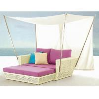 China Patio wicker pool sunbed--3012 wholesale