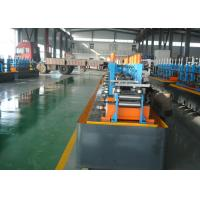 Buy cheap High Frequency Steel Pipe Making Machine 25-76mm Dia CE Standard from wholesalers
