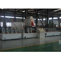 China Automatic welded steel pipe production line/ERW tube mill machine wholesale