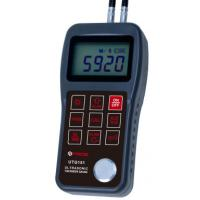 China LCD with EL backlight  mm and inch Measuring display Ultrasonic Thickness Gauge wholesale