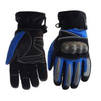 Buy cheap Palm - Microfiber Electric Motorcycle Parts Blue / Black Electric Motorcycle from wholesalers
