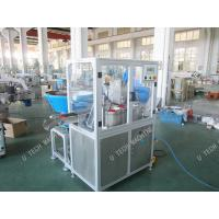 Full Automatic Cap Assembly Machine / Bottle Filling And Capping Machine