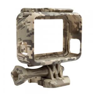 China GoPro Hero5 Black Action Camera Housing Case , Standard Desert Camouflage Border Frame wholesale