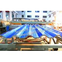 China PVC anti-corrsion hollow roofing sheet/roof tile extrusion production line/making machine wholesale
