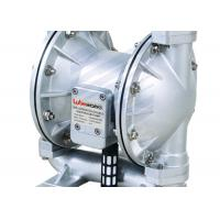 Quality 90 Liter Air Operated Double Diaphragm Pump For Petroleum Mining And Automotive Industry for sale