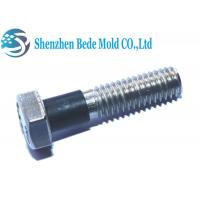 China A2 304 Materials Hexagon Head Bolts Metric Partially Threaded Stainless Steel Bolts Durable wholesale