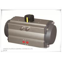 China Aluminum Material Rack And Pinion Pneumatic Actuator AT-DA63 For Industrial wholesale