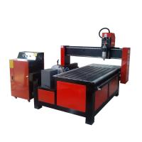 Quality With Underneath #300mm Rotary Axis &T slot Working Table CNC Engraving Machine for sale