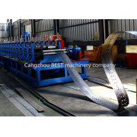 Quality Full Automatic Cable Tray Roll Forming Machine , Cable Tray Manufacturing for sale