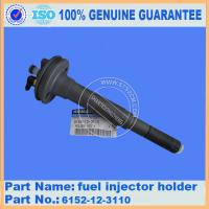 China 6152-12-3110 komatsu PC400-6 fuel injector holder wholesale
