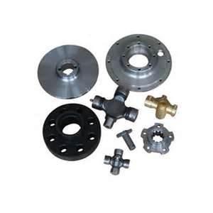 China Alu, Brass, Plastic milling / turning machinery precision cnc lathe parts with chromate Finish wholesale