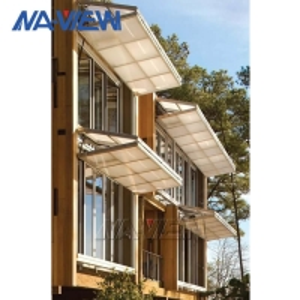 China Soundproof Fold Up Porch Windows 6063 Aluminum Vertical Bifold Window wholesale