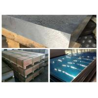 China Railway Materials Aluminium Alloy 5083 , A5083 LF4 Grade 5083 Aluminium Plate wholesale