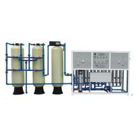China 2000LPH Reverse Osmosis Drinking Water Filtering Machinery wholesale