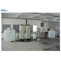 China Active Carbon Filter Reverse Osmosis Water Treatment System , RO Drinking Water Treatment Machine wholesale