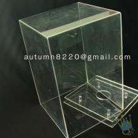 China BO (69) acrylic cosmetic organizer case wholesale