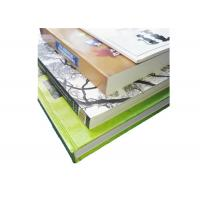 China Full Color Soft Cover Matt Paper Book Printing Services For Book Publishing wholesale