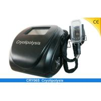 China Portable Body Cryolipolysis Fat Reduction Machine For Medical / Beauty Salon CRY06S wholesale