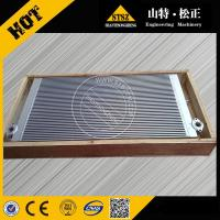 China In stock! Komatsu excavator PC400-7 oil cooler 208-03-71121, Komatsu excavator cooling wholesale