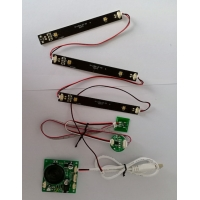 Buy cheap 60mA Disinfection Bag Circuit Board from wholesalers