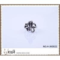 China High quality guarantee11 # / 10g 316l stainless steel ring H-JK0022 wholesale