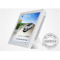 China 17inch high definition touch screen lcd monitors with real color panel multi function wholesale