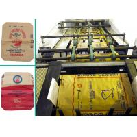 China Professional Double Layers Cement Paper Bag Making Machines For Making Paper Bags wholesale