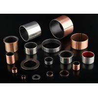 Quality SF-1 Plain Bush Bearing Bushing , PTFE Self Lubrication Multilayer Composite Bearings for sale