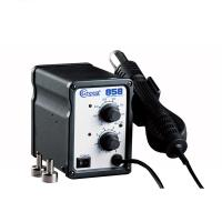 China Adjustable Hot Air Desoldering Rework Station For Electric Soldering Green 858 wholesale
