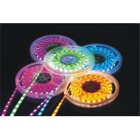 China New Fluorescent Color Glued 12V LED Strip Light SMD5050 Multicolor Available wholesale