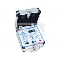 Buy cheap 2500V 5000V Digital Insulation Tester , 10% Accuracy Megger Meter Resistance from wholesalers