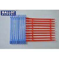 China Tamper Proof Security Seals For Comelec Box , Numbered Security Seals wholesale
