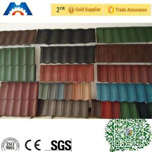 China Stone Coated Metal Roofing Forming Machine Elegant Panasonic PLC wholesale