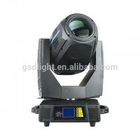 China Platinum Wash Double Sides DMX512 Moving Head Beam Light UV 6 - IN for Wedding wholesale