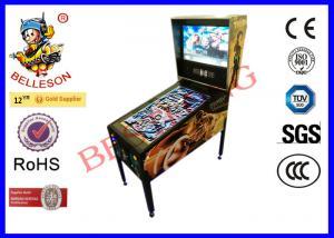China Amusement  Pinball Machine , Pinball Game Machine 140×68×160 CM wholesale