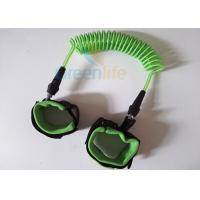 China 1.5M Stretchable Safety Protec Children Harness/Rope w/Wrist Bands on Two Ends wholesale