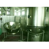Additive Seasoning Vertical Fluidized Bed Dryer Low Maintenance Energy Saving