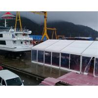 Buy cheap Wind - Resistant 20M Double Decker Outdoor Event Tent With Flexible Poles from wholesalers