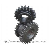 China Standard Industrial Duplex Chain Sprocket Wheels For Double Roller Chain wholesale