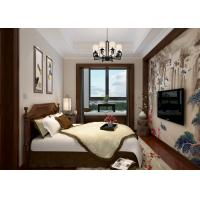 China Bedroom Light Grey Modern Removable Wallpaper, Home Decorating Wallpaper wholesale