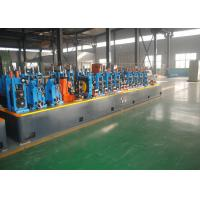 China ERW Carbon Steel Water Supply Pipe Tube Mill , Pipe Thickness 4.0 - 10.0mm wholesale
