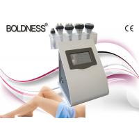 Quality Portable 5 IN 1 Cavitation Rf Vacuum Machine , Skin Tightening / Weight Loss for sale